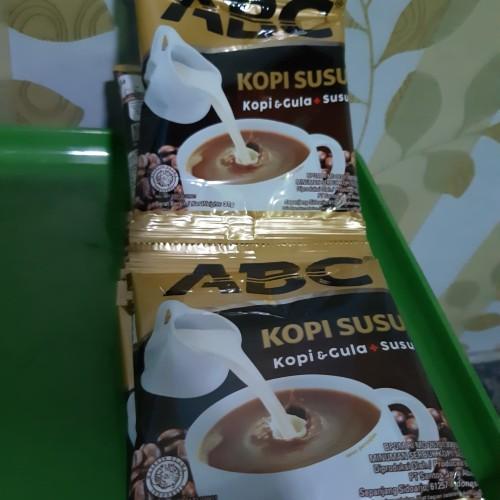 Foto Produk kopi ABC susu 1 renteng dari pentagon digital shop
