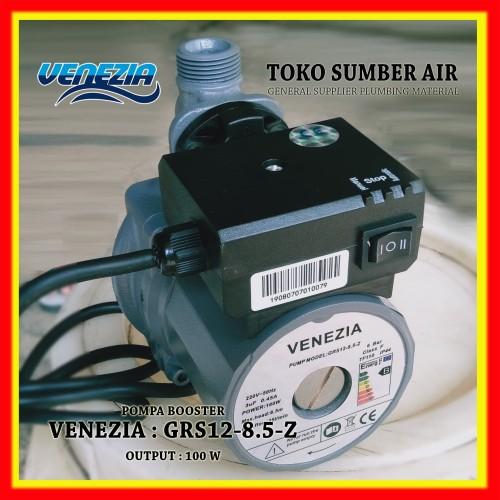 Jual Booster Pompa Air Grs 12 8 5 Z Merk Venezia Kota Bandung Toko Sumber Air Tokopedia