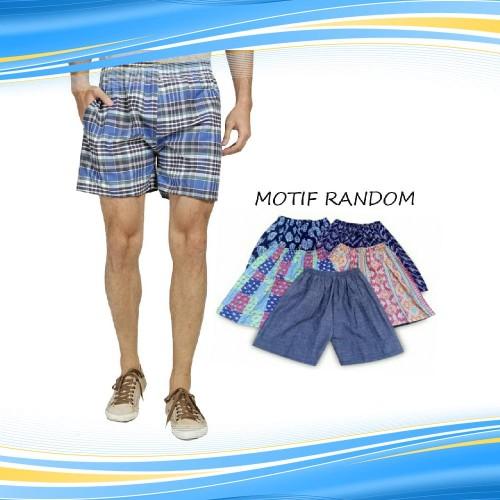 Foto Produk Celana pendek jumbo santai all size 33-36 225 dari Berkah_ murah