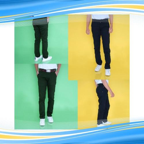 Foto Produk Zoeystore1 6243 VARIASI Celana Chino Panjang Pria Exclusive Celana Chi dari Berkah_ murah