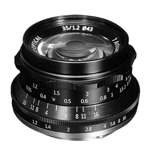 Foto Produk 7artisans 35mm F1.2 Lens for Sony E-Mount dari Bhinneka Official Store