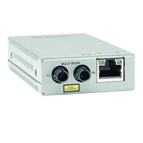 Foto Produk ALLIED TELESIS AT-MMC200/ST Fast Ethernet mini media converter dari AdisatyaCom