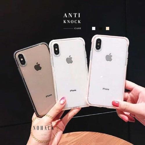Foto Produk Anti Knock iphone 6 6S 6 6S+ 7 7+ 8 8+ X Xs MAX plus case crack ringke - WHITE, 6PLUS 6S PLUS dari Caseayangan ID