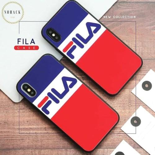 Foto Produk Fila case oppo F5 / Youth F7 F9 A37 A39 A3S Neo9 A57 neo10 neo 9 10 dari Caseayangan ID