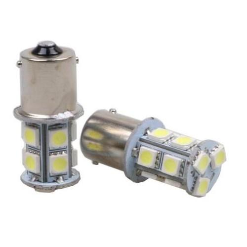 Foto Produk Lampu LED Rem Mobil 1156 13 SMD 5050 5W 2pcs dari Net Mall