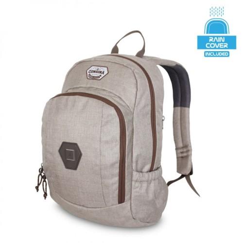 Foto Produk Consina Tas Backpack / Ransel / Tas Urban Bosnik 1 Original dari GanBaru Store