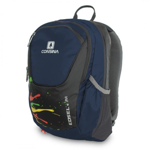 Foto Produk Consina Tas Backpack / Ransel / Tas Sekolah Edsel Ma Original dari GanBaru Store