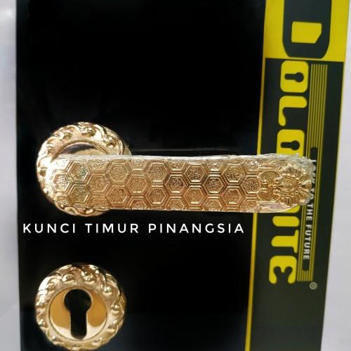 Foto Produk handle pintu rumah/gagang pintu/handle gold dari Kunci Timur Pinangsia