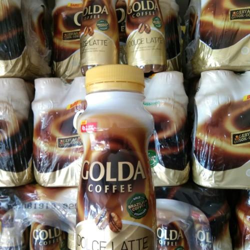 Foto Produk KOPI GOLDA COFFEE DOLCE LATTE - 200 ml dari M2F2 Shop