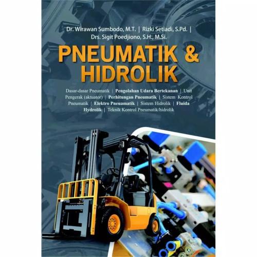 Foto Produk Buku Pneumatik dan Hidrolik dari bukukuliah_jogja