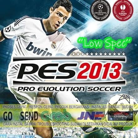 Foto Produk PES 2013 CD DVD GAME PC GAMING PC GAMING LAPTOP GAMES dari WEPRO-SHOP