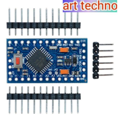 Foto Produk Arduino Pro mini Atmega328 Promini 5V 16Mhz dari art techno