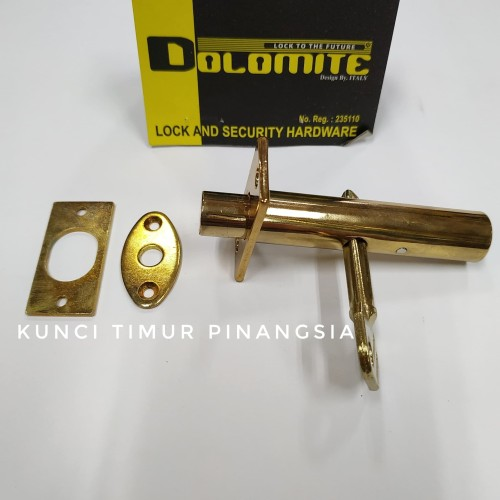 Foto Produk grendel slot kunci pintu putar murah GR128 dari Kunci Timur Pinangsia
