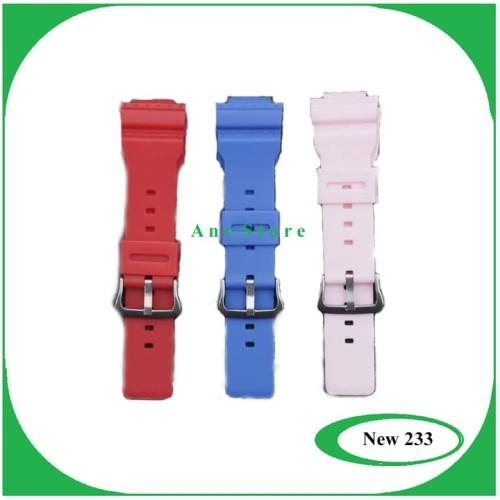Foto Produk Casio Baby-G BA-110 Tali Jam Tangan Casio BabyG BA110 BA110 - Hitam dari nurizki
