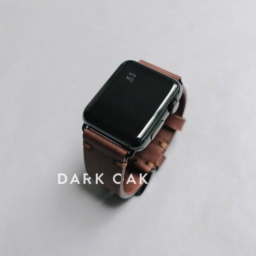 Foto Produk Apple Watch Leather Strap    Handmade Strap    Premium Leather dari HNMD leatherwerks