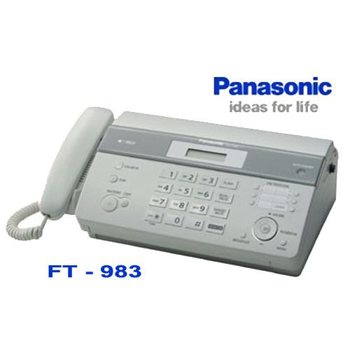 Foto Produk Mesin Fax Panasonic KX-FT983 dari BerkatMandiri Electronic