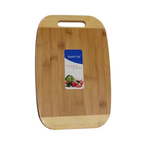 Foto Produk Atria Bamboo Cutting Board Semi Oval H-1034M dari Atria Furniture Official