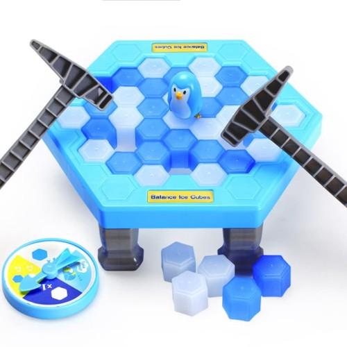 Foto Produk Mainan Kafe Penguin Trap Ice Breaker ( Japan Hottest Game ) dari hafami olshop