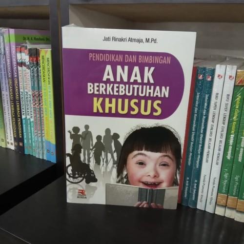 Jual Buku Pendidikan Dan Bimbingan Anak Berkebutuhan Khusus Jati Rinakri Kab Bantul Barokah Book Tokopedia