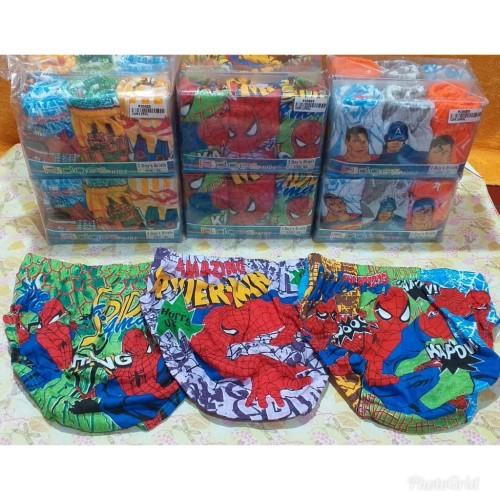 Foto Produk Celana dalam anak cowok Ridges kids dari VHERADA STORE