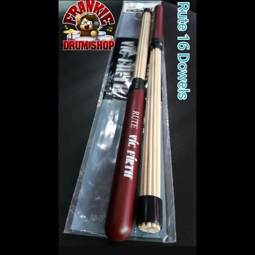 Foto Produk Vic Firth RUTE - Bamboo Rod Stick Drum RUTE 16 dowels dari FrankieDrumShop
