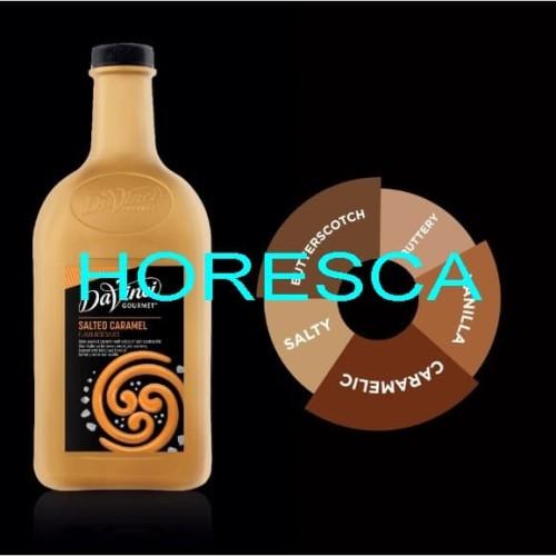 Foto Produk Salted Caramel Sauce Davinci dari HoResCa