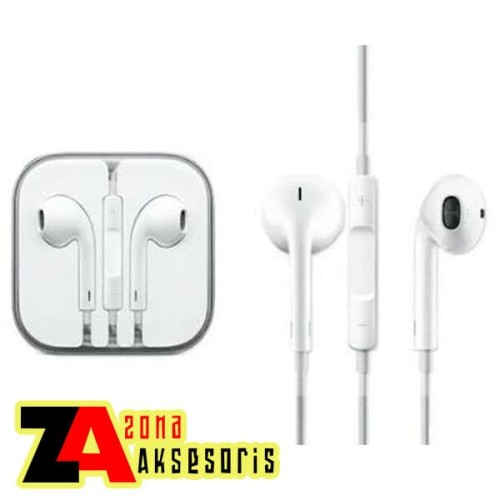Foto Produk Headset Iphone Ori 99 warna putih dari Z ACC