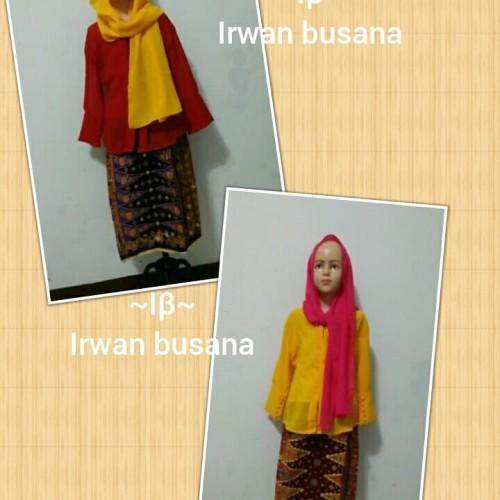 Foto Produk Baju adat betawi //setelan //kebaya none betawi size S & M. dari Irwan busana
