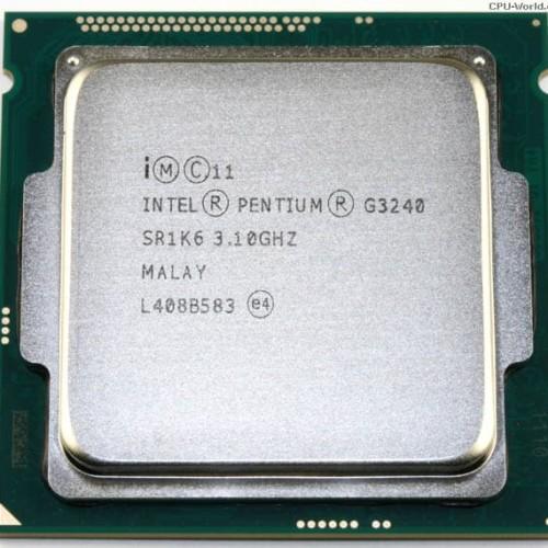 Foto Produk PROCESSOR INTEL G3240 3.1GHZ 1150 Haswell dari KORINDOTECH