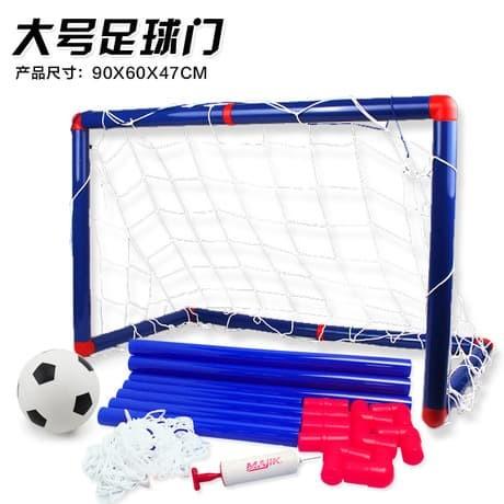 Foto Produk Mainan anak Soccer Game / SEPAK BOLA dengan Gawang mini - S dari hafami olshop