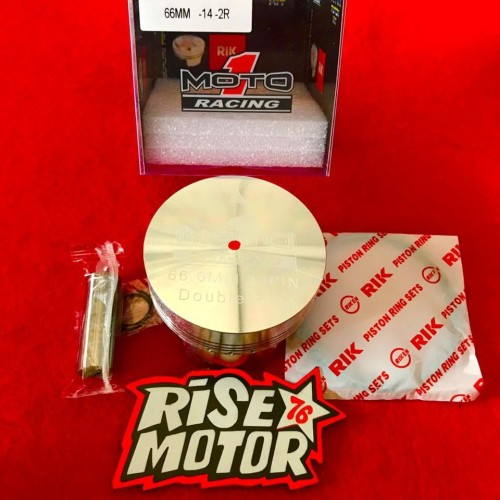 Foto Produk Piston Moto 1 66 pen 14 M1R dari risemotor