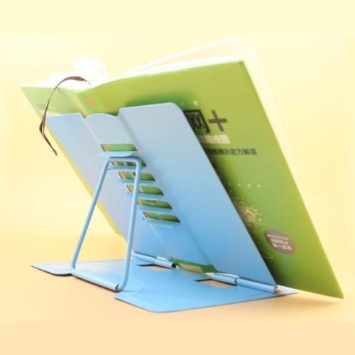 Foto Produk Alat Pemegang Buku Berdiri utk Baca Buat PR Reading Book Holder - Jerapah dari The Exodus