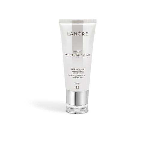 Foto Produk Lanore Intimate Whitening Cream / Pemutih & Mencerahkan Badan - 50 gr dari Parasol Melanox