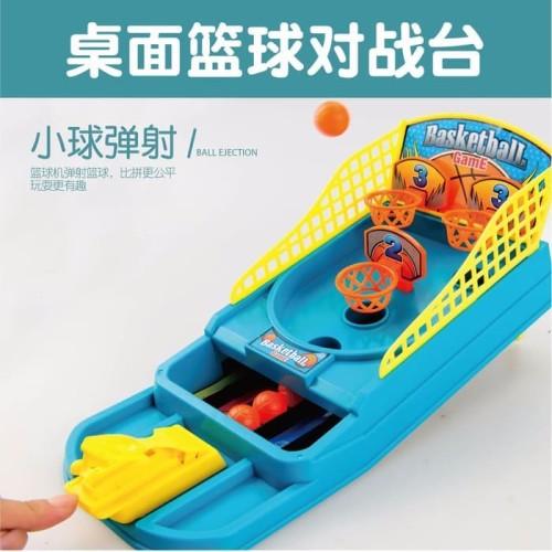 Foto Produk Mainan Anak Shoot Ball Finger Basketball Game Bola Basket Jari dari hafami olshop