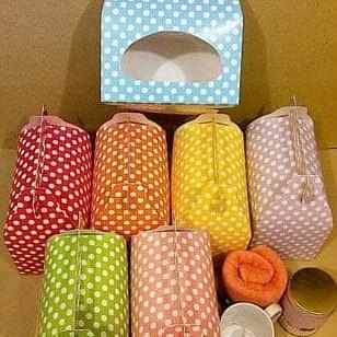 Foto Produk READY STOCK BOX SOUVENIR / PAPER BAG / KOTAK SOUVENIR / KOTAK ULANG dari Sri Suprindah shop