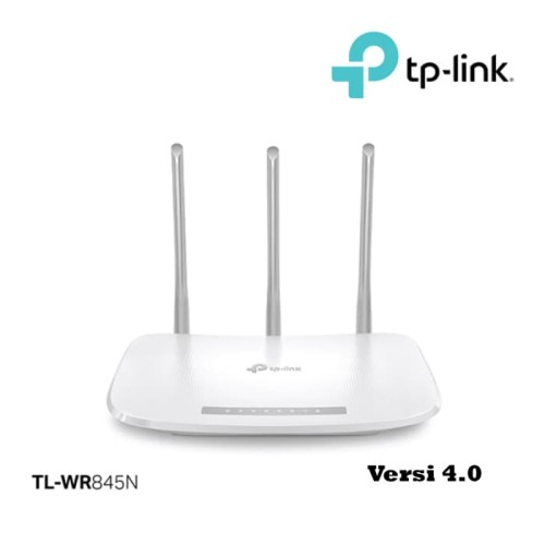 Foto Produk TP-Link TL-WR845N : TPLink WiFi 300Mbps Wireless N Router dari Trinity Official Store
