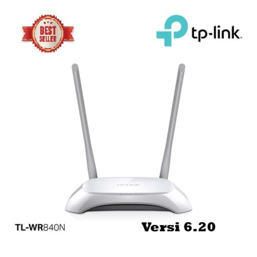Foto Produk TP Link TL-WR840N : Wireless Router 300Mbps dari Trinity Official Store