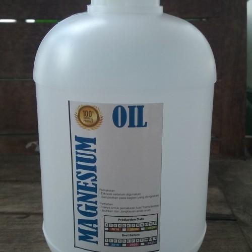 Foto Produk Magnesium Oil Premium 1Liter dari magnesiumhouse