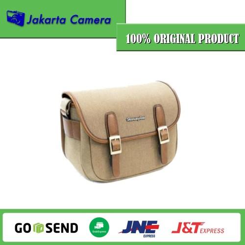 Foto Produk Tas Kamera Herringbone Maniere Small Camera Bag - Khaki dari JakartaCamera