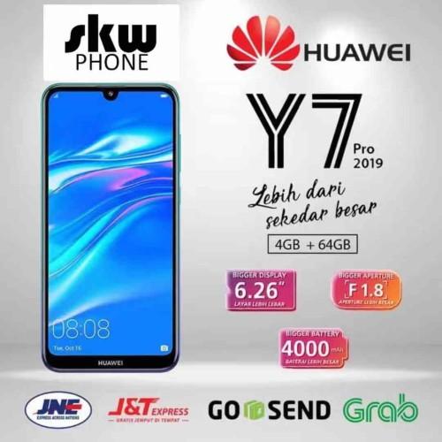 Foto Produk Huawei Y7 Pro 2019 garansi resmi dari SKW PHONE