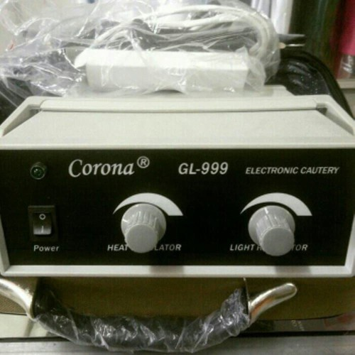 Foto Produk Cauter Electric /Sunat Elektrik Alat Sunat Khitan Laser Corona GL999 dari TRANSMEDIKA JAKARTA
