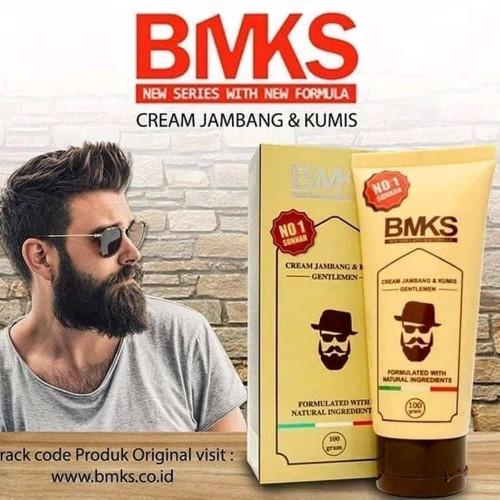 Foto Produk BMKS Cream Jambang & Kumis - Penumbuh Jenggot Wak Doyok Original BPOM dari duadus
