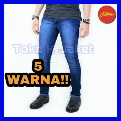 Foto Produk jeans! celana jeans celana levis celana jeans slim fit pria navy misty - NAVY MISTY, M dari K Jaket