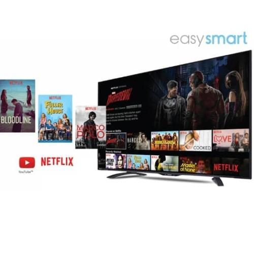 Foto Produk LED TV SHARP LC-40LE380X Smart TV Full HD USB Movie dari Elektron shopp