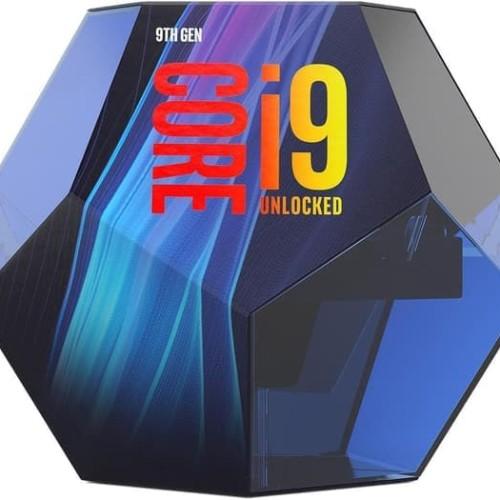 Foto Produk Intel Core i9 9900K Coffee Lake 8-Core 16-Thread 3.6 GHz Upto 5.0 GHz dari t_pedia pc