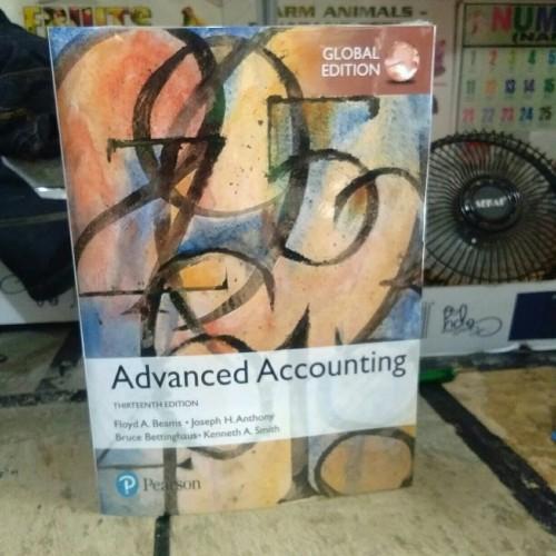 Foto Produk Advanced Accounting 13th edition Beams dari larisbookgrosir