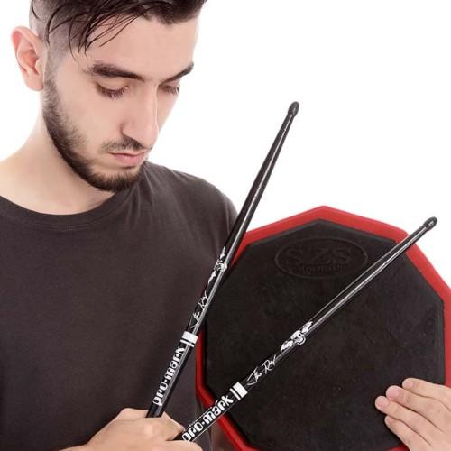 Foto Produk SZS Drum Pad Classic 11 Inch+Bonus Vcd Lesson dari szsdrum