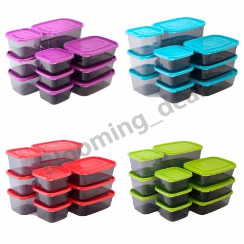 Foto Produk [NEW] Calista RUMOI Sealware – 12pcs - Merah dari Blooming_deal
