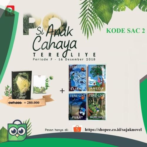 Foto Produk PAKET (Serial Anak Nusantara) / Serial Anak Mamak Darwis Tere Liye dari Fitri Shop.ID