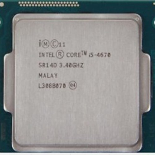 Foto Produk Intel I5 4670 3.4 Ghz tray LGA 1150 + fan ori Intel dari t_pedia pc